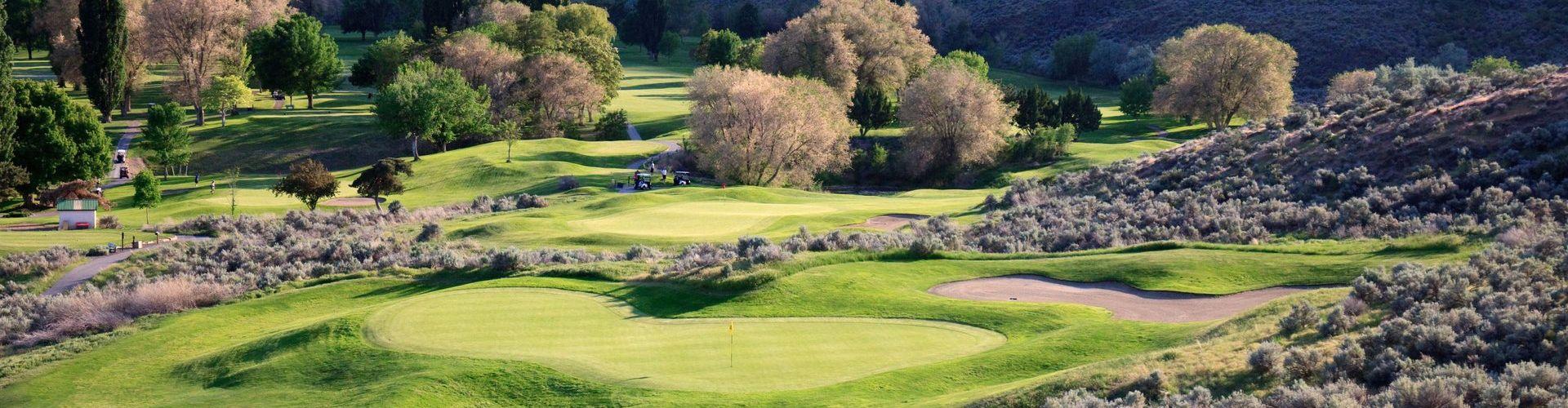 Osoyoos Golf Getaway