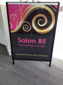 Salon 85