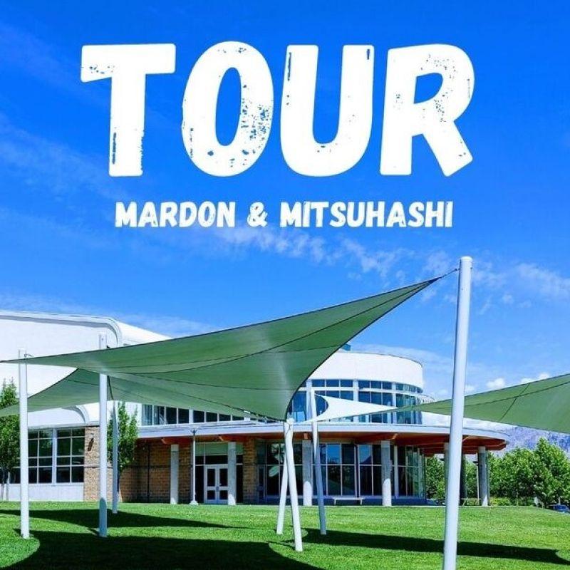 Mardon & Mitsuhashi Tours at Venables Theatre