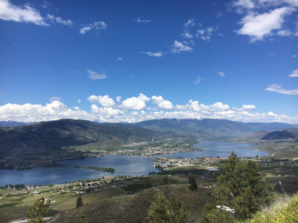 South Okanagan Relocation View of Osoyoos