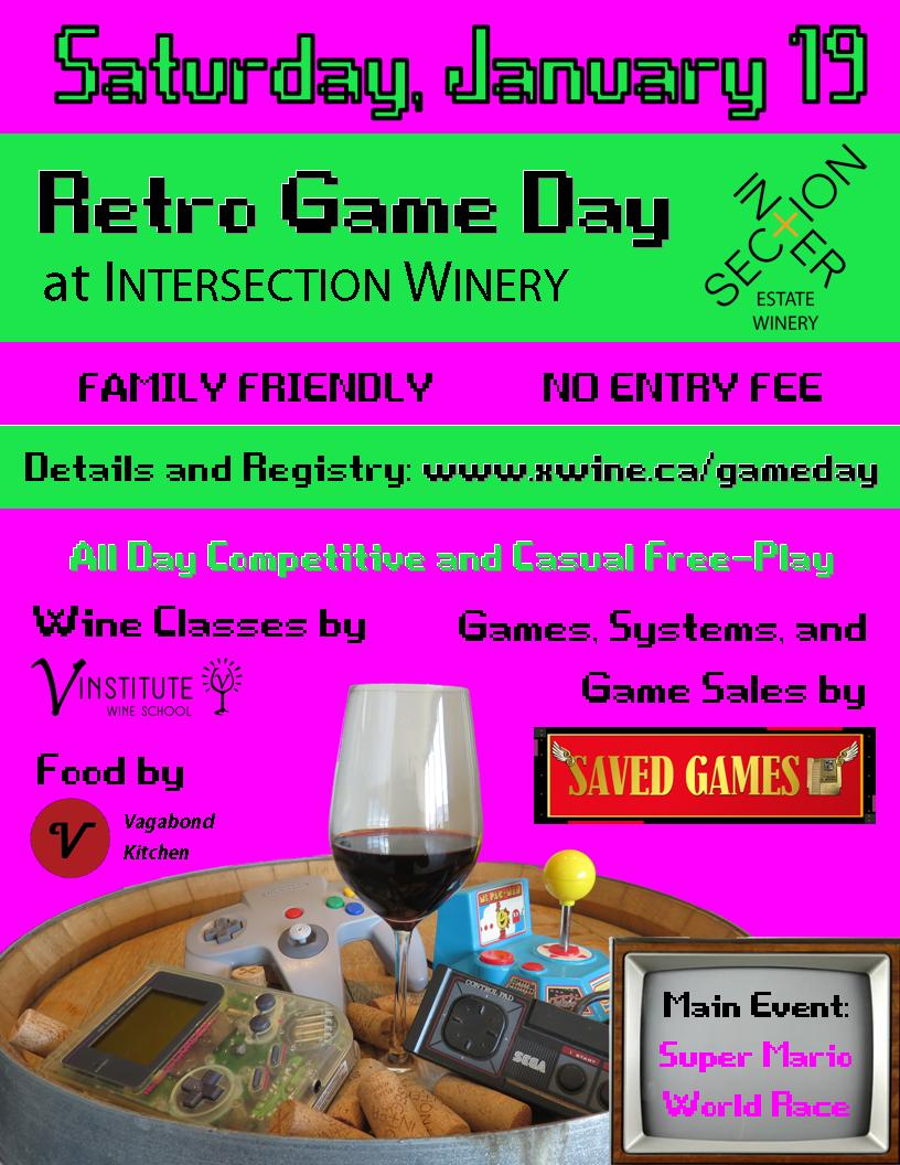 Intersection-game-day-poster