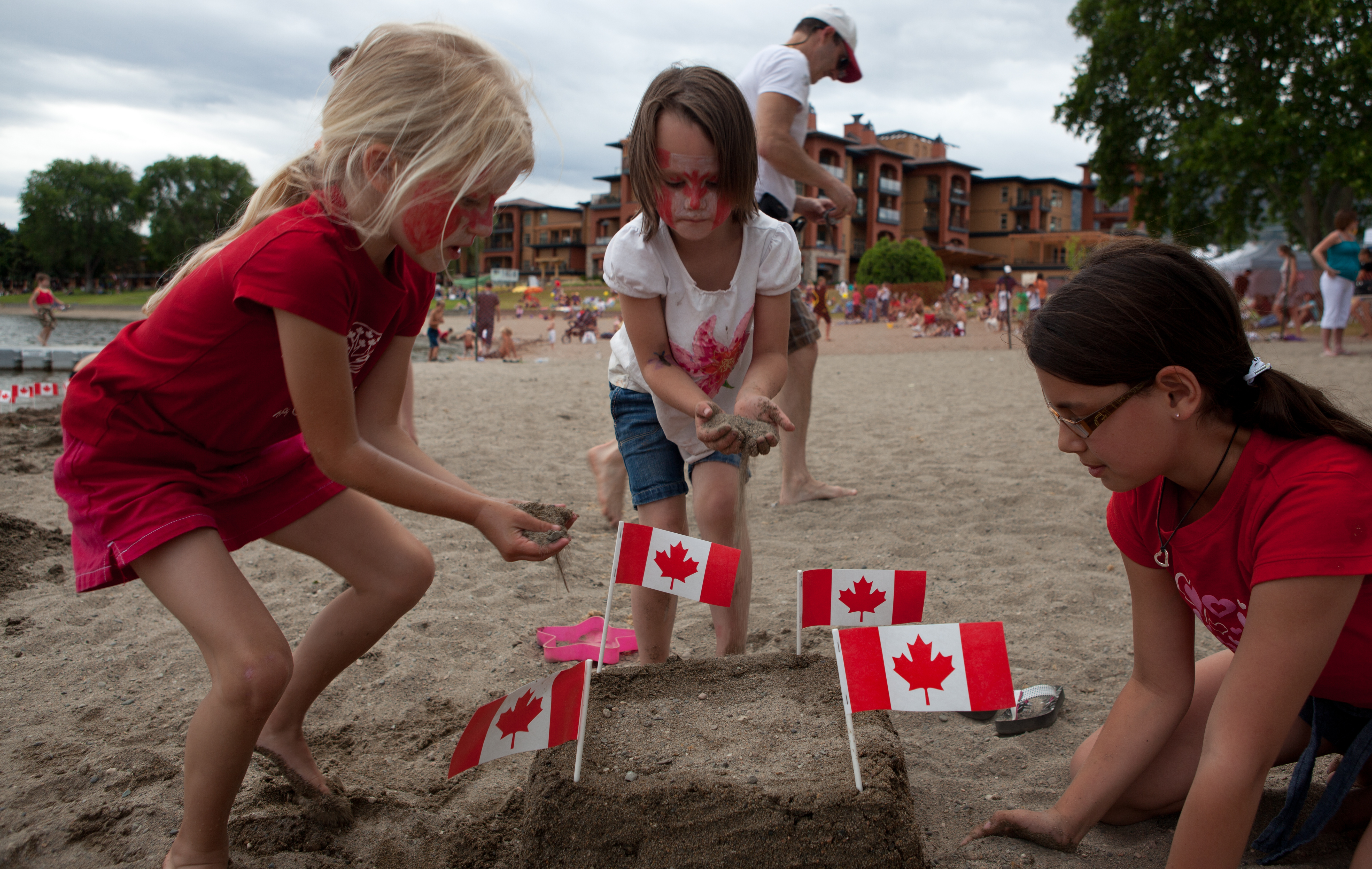 Canada Day Cherry Fiesta Celebrations in Osoyoos