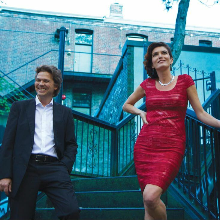 Bergmann duo presented by the South Okanagan concert society