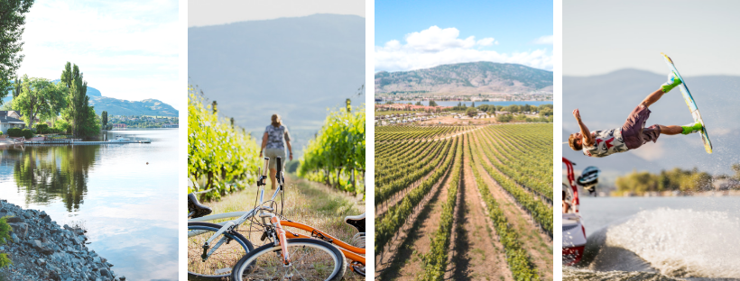 Experience an amazing summer in Osoyoos BC! With amazing lake views,cycling, vineyards and water activities - theirs lots to check out!