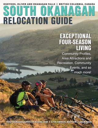 South Okanagan Relocation Guide Cover