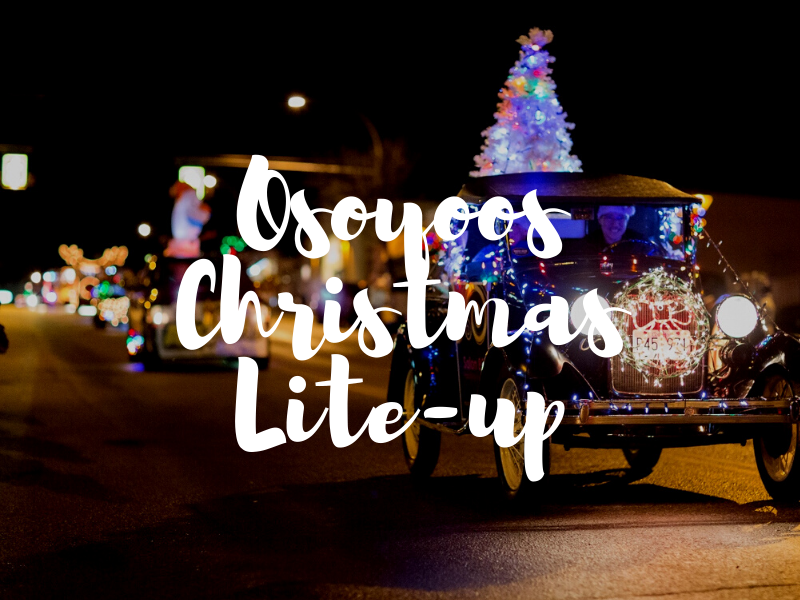 Osoyoos Christmas Lite Up