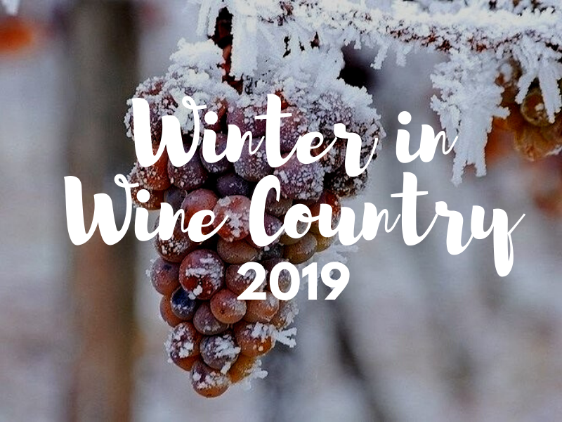 winter in wine country 2019