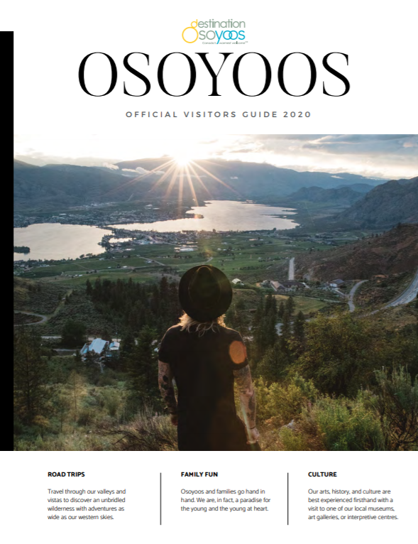 Official Osoyoos Visitors Guide 2020