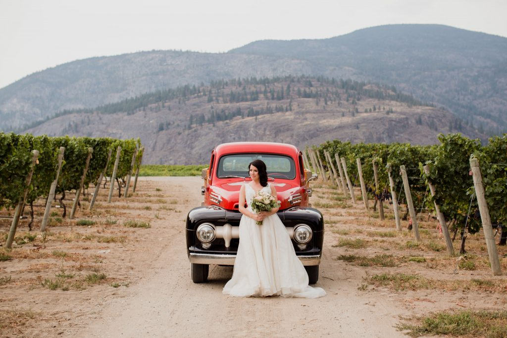 wedding at covert farms estate winery