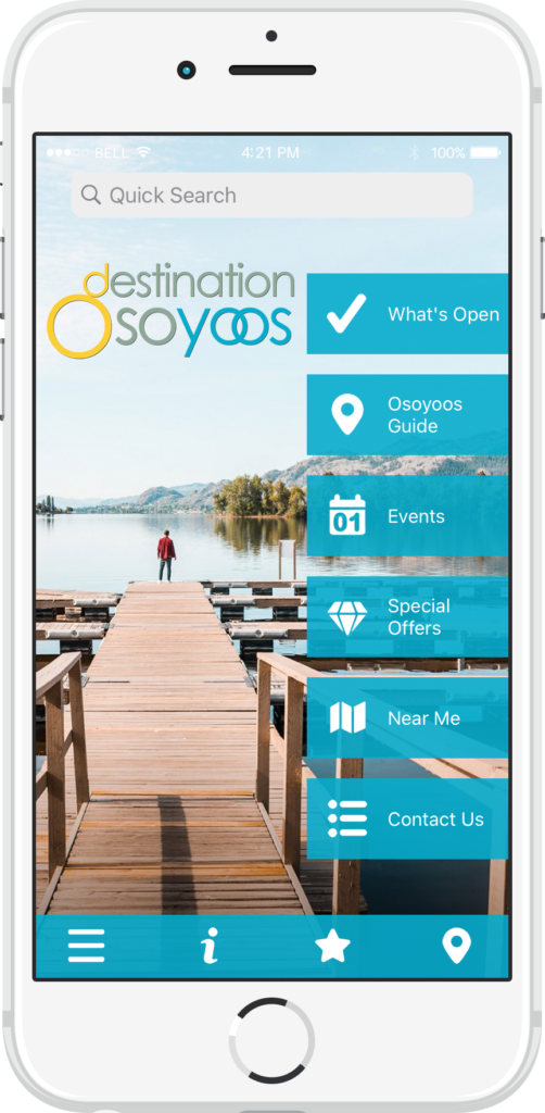 Osoyoos Mobile App